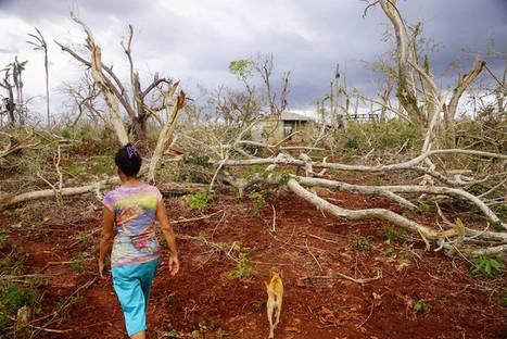 Catastrophes naturelles : un système d'alerte pour les îles et les pays vulnérables   Initiatives pour un monde meilleur   Scoop.it