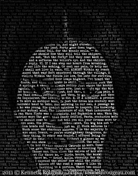 Emily Dickinson (in your own words) | Flickr | ASCII Art | Scoop.it