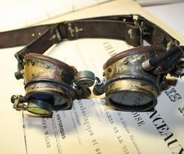 Steampunk goggles | nouvelle piece | Scoop.it