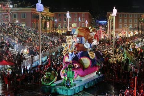 Quand le carnaval de Nice déménage en Chine | Journal d'un observateur Event & Meeting | Scoop.it