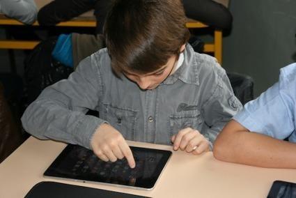 09h04120 iPad pour les collégiens des Yvelines - MacPlus | Chatou | Scoop.it