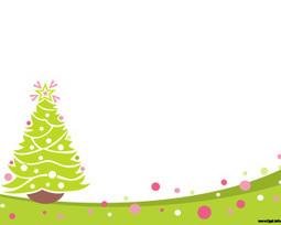 Plantilla con Árbol de Navidad y Verde Gratis para PowerPoint | Plantillas PowerPoint Gratis | PowerPoint Presentation Library | Scoop.it