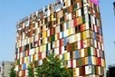 1000 Recycled Doors Transform the Facade of a 10-Story Building in Seoul | Rendons visibles l'architecture et les architectes | Scoop.it