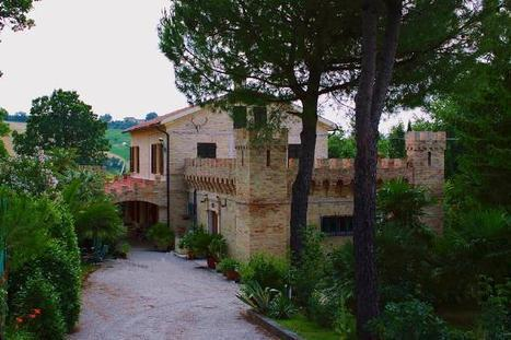 Best Le Marche Properties for sale: Casale Teresa, Monte San Pietrangeli | Le Marche Properties and Accommodation | Scoop.it