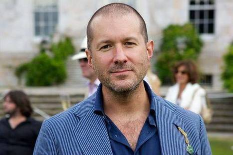 Sir Jonathan Ive: The iMan cometh | Inspiring Stories | Scoop.it