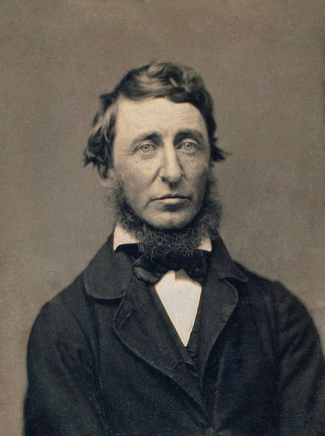 """Henry David Thoreau: """"I was not born to be forced. I will breathe ... 