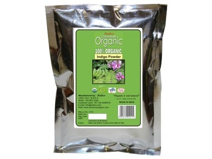 Buy Certified 100% Organic Indigo Leaf Powder Products | Herbal and Natural Hair Color | Scoop.it