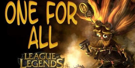 One for All is back in League of Legends, and it's better! - Load The Game | Assignment 1 | Scoop.it