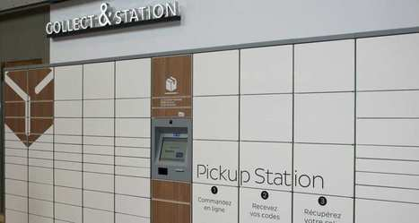 La Poste développe son réseau de consignes en gares | great buzzness | Scoop.it