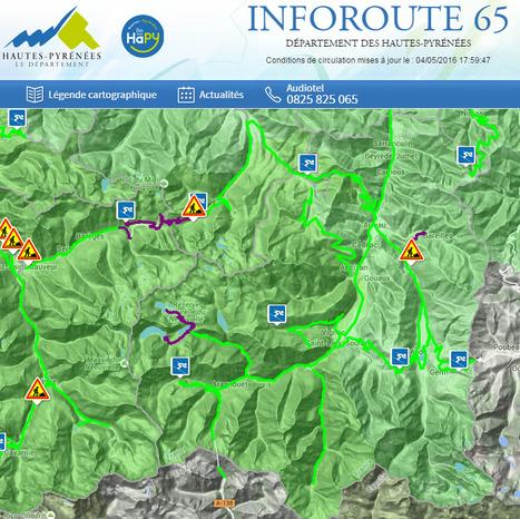 Route des lacs ouverte jusqu'à Orédon | Vallée d'Aure - Pyrénées | Scoop.it