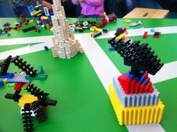 Building blocks: What LEGOs can teach us about rebuilding cities | Cities | Scoop.it