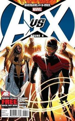 """COMICS: Marvel EIC Axel Alonso Explains The Significance Of """"The Phoenix Five"""" - Comic Book Movie 