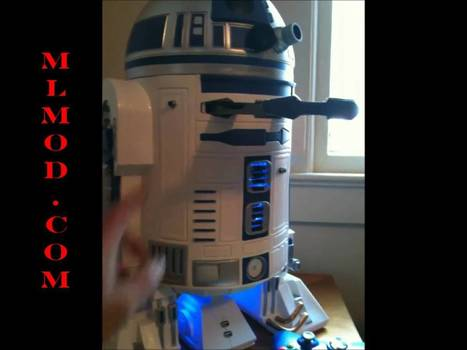 Star Wars R2-D2 Xbox 360 with projector | Random name topic | Scoop.it