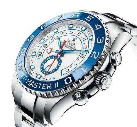 Rolex Yacht Master II Replica Watch Review | Replica Watches Reviews | Rolex DayDate | Scoop.it