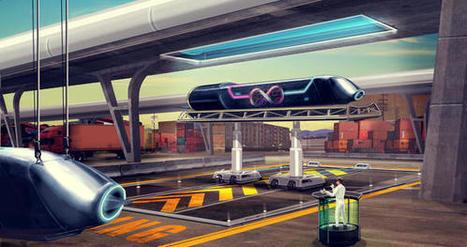 Hyperloop pense le modèle d'entreprise de demain | Pauline Canteneur | Entretiens Professionnels | Scoop.it
