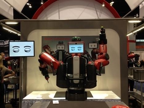 When your co-worker is a robot | Peer2Politics | Scoop.it