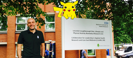 Leicester Diabetes Centre | Pokemon Go could ease type 2 diabetes burden | GAMIFICATION & SERIOUS GAMES IN HEALTH by PHARMAGEEK | Scoop.it