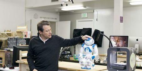 La Singularity University, ovni 3.0 de la Silicon Valley - Le Monde   Nanotechnologies et Internet : 3ième révolution industrielle   Scoop.it