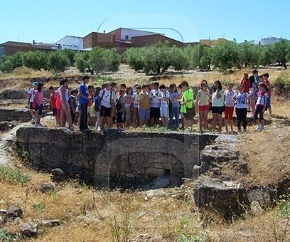 La ciudad romana de Obvlco, a la espera de que se convierta en yacimiento público ~ Porcuna Digital | Genérico | Scoop.it
