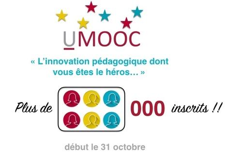 6 000 inscrits. L'innovation pédagogique dont vous êtes le héros... débute dans une semaine   Pédagogie & Technologie   Scoop.it