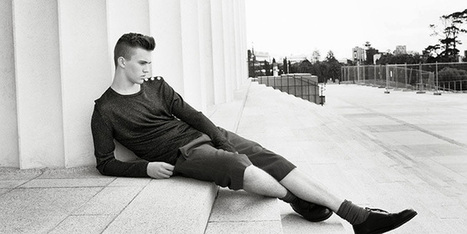 Finn Andricksen by David K Shields | Daily Male Models | FASHION & LIFESTYLE! | Scoop.it