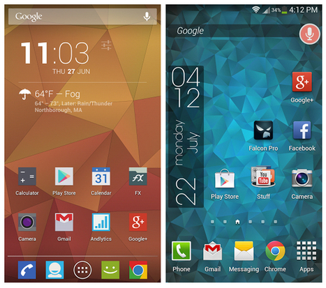 Six incredibly beautiful Live Wallpapers for your Android - CNET   Longwallpapers   Scoop.it