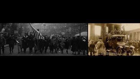 Novembre 1918, la fin de la guerre, par Elise Julien | Histoire geo Terminale (programmes 2012) | Scoop.it