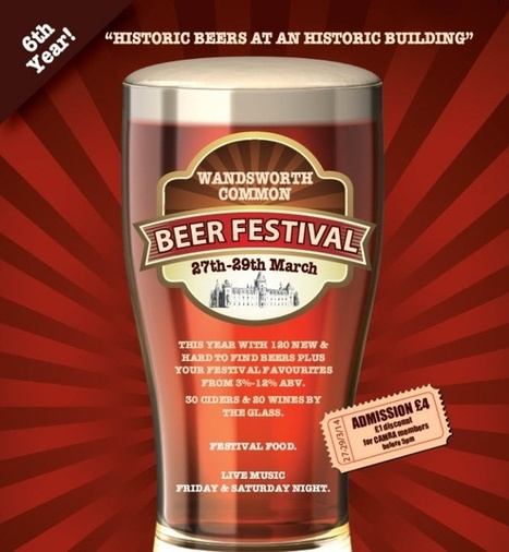 London Beer Festival Round-up: March 2014 | Londonist | Pubs and real ale | Scoop.it