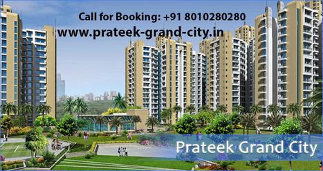 Prateek Grand City Siddharth Vihar Ghaziabad   Prateek Grand City NH 24 Siddharth Vihar Ghaziabad   Scoop.it