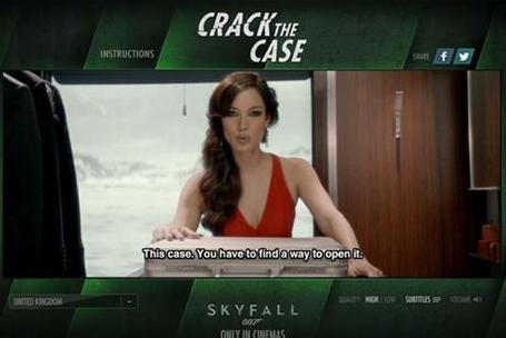 Be an Agent in Interactive Campaign for James Bond Film, Skyfall [VIDEO] | Transmedia: Storytelling for the Digital Age | Scoop.it