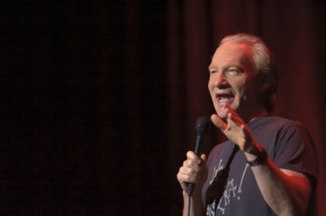 Bill Maher to Hunters: 'There's Something Wrong With You' | Help save our Rhino | Scoop.it