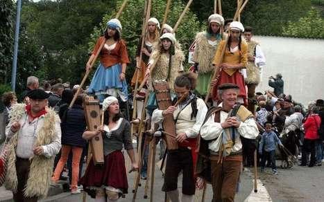 Retour en images sur la fête des bergers à Aramits | Agriculture en Pyrénées-Atlantiques | Scoop.it
