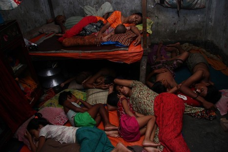 The life and struggle of Garment workers | Photojournalist: Taslima Akhter | PHOTOGRAPHERS | Scoop.it