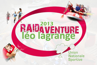 Les raids aventure Léo Lagrange 2013 : Fédération Léo Lagrange | CaféAnimé | Scoop.it