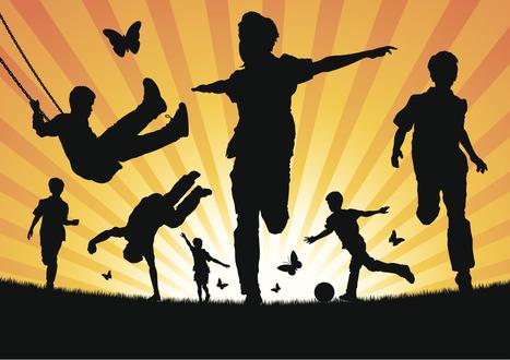 Digitalisering heeft grote invloed op sport- en beweeggedrag kinderen | Kinderen en interactieve media | Scoop.it