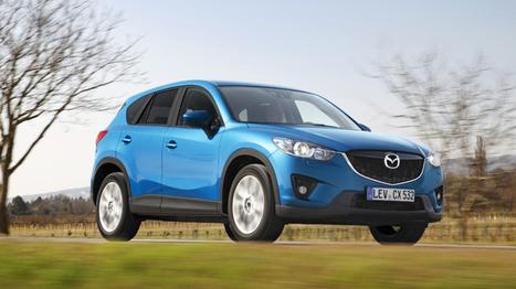 Car review: Mazda CX-5 driven - road test - BBC Top Gear | News | Scoop.it