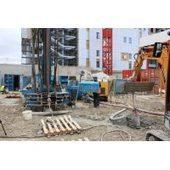 Une géothermie pour assurer le rafraîchissement du futur immeuble de bureaux Le Thémis, aux Batignolles - Chantiers   Avocat immobilier   Scoop.it