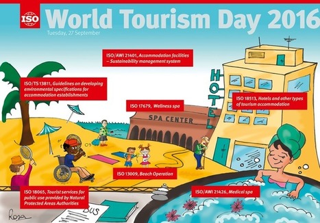 Tourism for everyone with accessibility standards (2016-09-27) - ISO | Accessible Tourism | Scoop.it