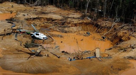 Peru losing its battle against illegal gold mining | MINING.com | Sustain Our Earth | Scoop.it