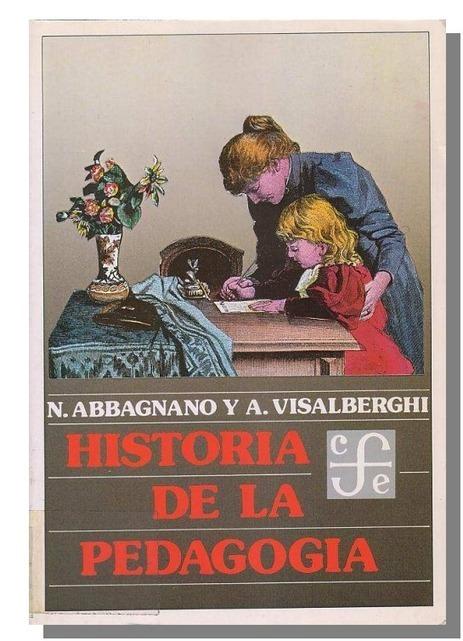Libro: Historia de la Pedagogía | RedDOLAC | Scoop.it