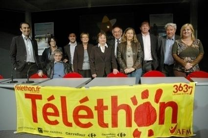 Téléthon : l'édition 2013 sur les rails en Aveyron   Encadrement de balade, vie de la Fédé   Scoop.it
