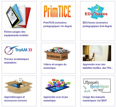 Pratiques pédagogiques avec le numérique #EcoleNumerique | Pédagogie & Numérique | Scoop.it