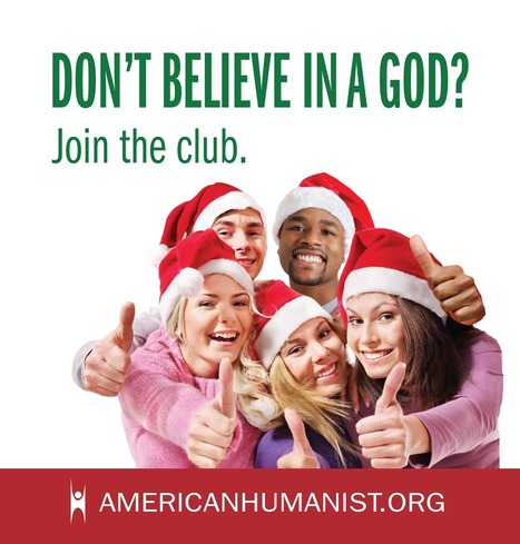 Bias Against Atheists is Naughty, Not Nice | Friendly Atheist | Modern Atheism | Scoop.it