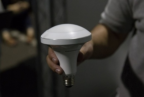 L'ampoule Alba est à l'aube de l'intelligence répartie | Soho et e-House : Vie numérique familiale | Scoop.it