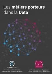Le guide des métiers porteurs dans la Data   Text mining & Co   Scoop.it