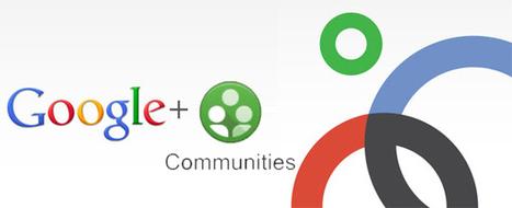 Top 20 Social Media Communities on Google Plus – UpCity   Digital-News on Scoop.it today   Scoop.it