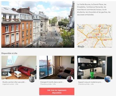Airbnb lève 1,5 milliard de dollars | Veille e-tourisme... | Scoop.it