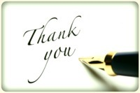 Thank You Notes are Not Dead - Simply Hired Blog | Career Advice | Scoop.it
