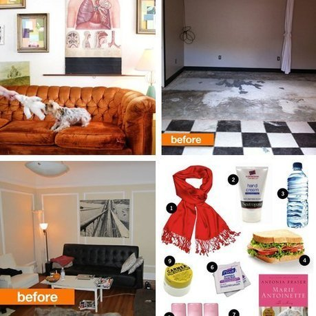Apartment Therapy's Most Popular Posts July 8 - 12, 2013 ... | Apartment Decorating | Scoop.it