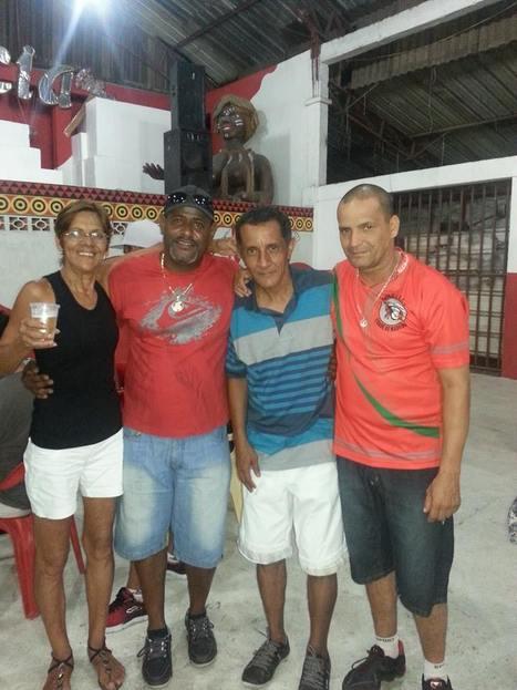Aniversario do Mestre Jaja Abala noite Cubatence                pg 23 | aniversario do mestre Jaja foi notici em todo brasil | Scoop.it